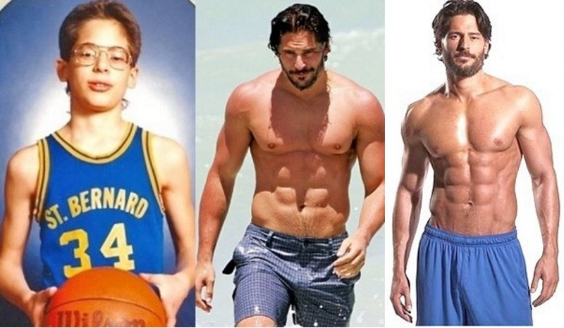 10 Biggest Male Celebrity Body Transformation