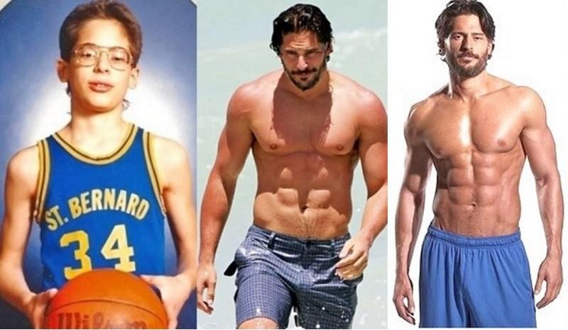 10 Biggest Male Celebrity Body Transformation