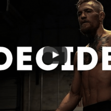 Predict Your Future – Conor McGregor Motivational video