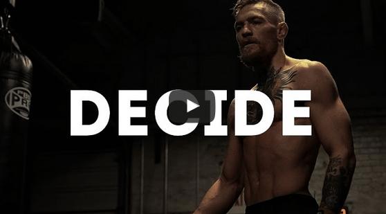 Predict Your Future – Conor McGregor Motivational video