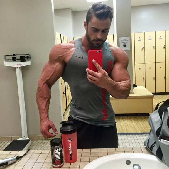 How Creatine Affects Your Muscle VIDEO
