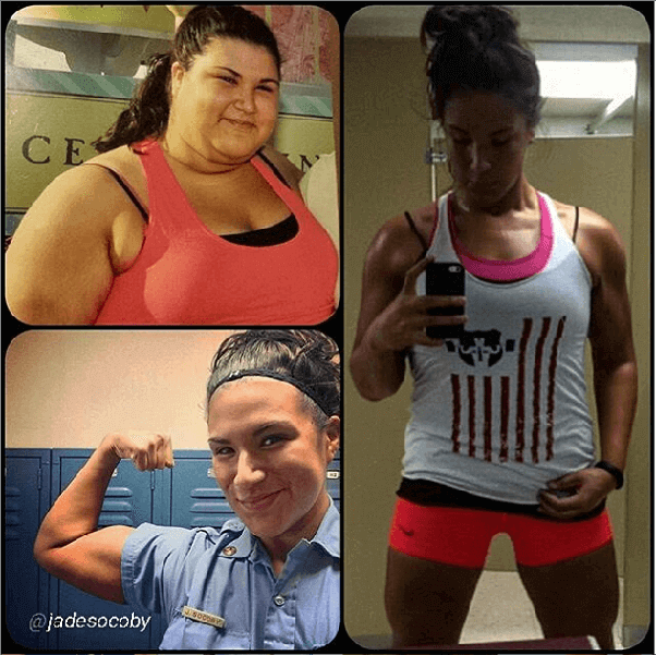 30 REALISTIC Weight Loss Transformations That Will Inspire You