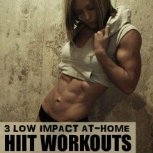 3 Low Impact At-Home HIIT Workouts That Burn Fat Fast
