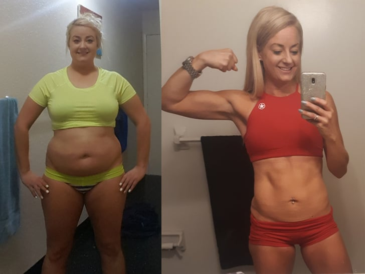 REALISTIC Weight Loss Transformations  before after