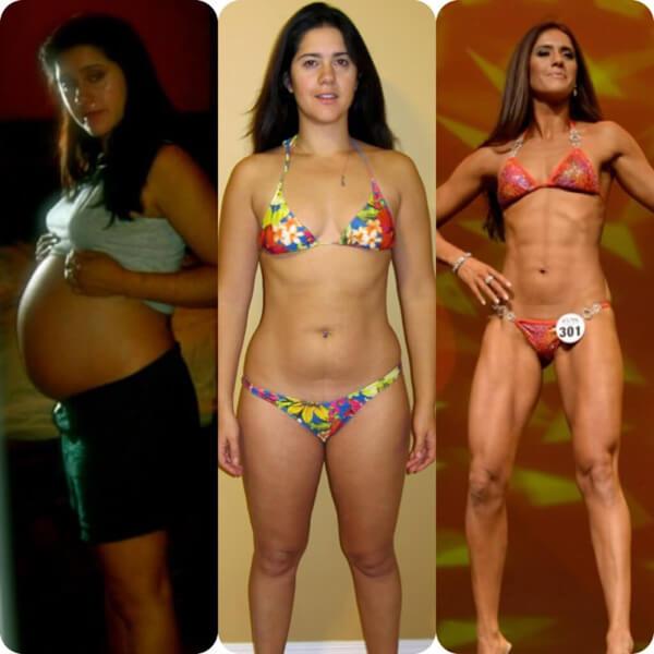 Post Partum Body Transformation