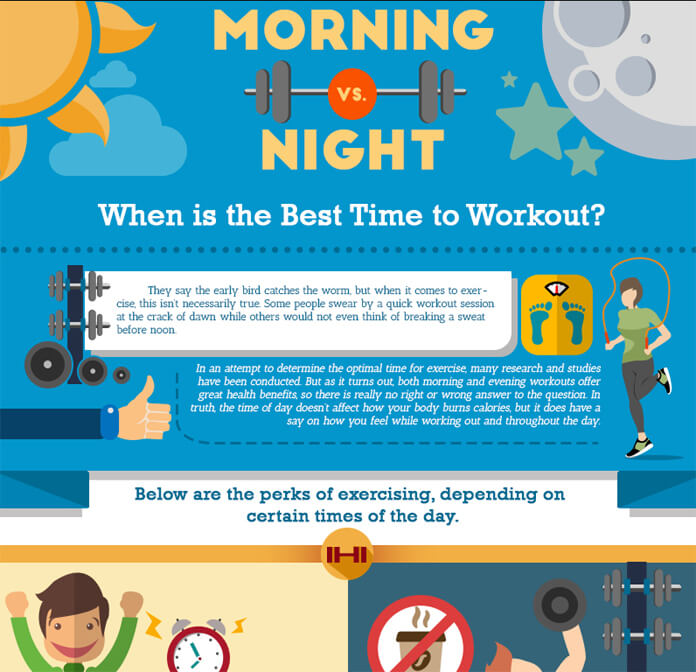 exercise in the morning vs evening Is a morning gym workout better than an evening gym workout is it better to work out in the morning or evening evening exercise.