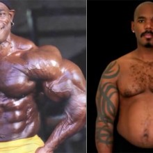 12 Top Level Bodybuilders Then and Now Photos