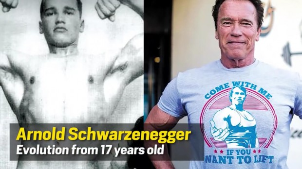 Arnold Schwarzenegger Motivation Video Through The Years