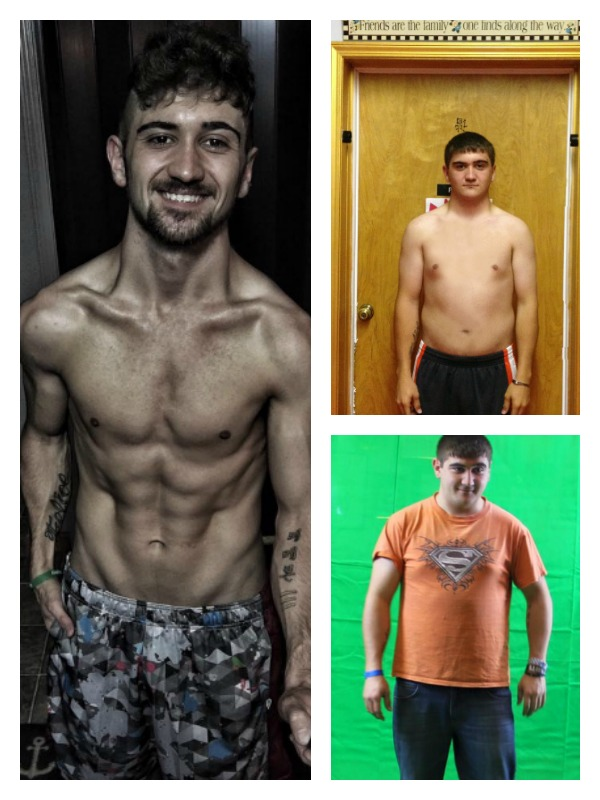 How Cameron Dropped 80 Pounds and Became a Fitness Trainer