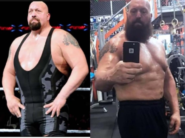 Wrestling Superstar Big Show Jaw Dropping Transformation