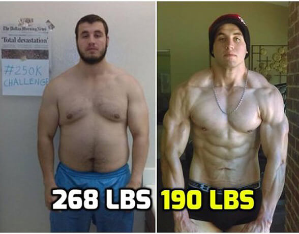 Epic 12 Week Transformation