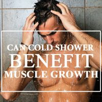 Can Cold Shower Benefit Muscle Growth After Workout