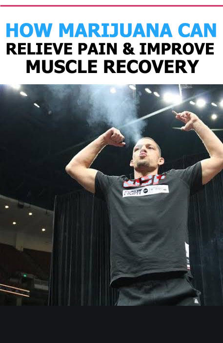 How Marijuana Can Relieve Pain and Improve Muscle Recovery