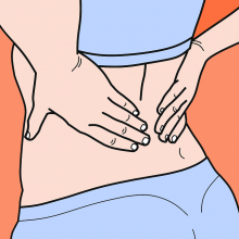 How Rapid Weight Loss Causes Back Pain