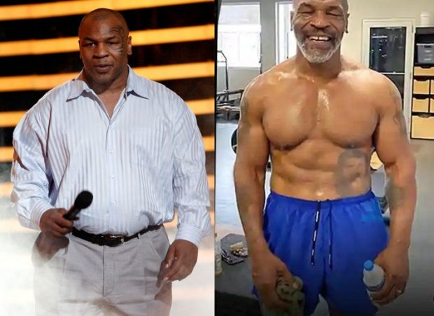 Mike Tyson Before After Transformation at Age 53 is Impressive