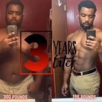 From Overweight To Flex God Before and After Photos