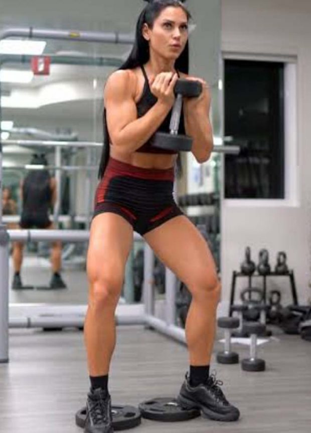 Top Heels Elevated Squat Benefits
