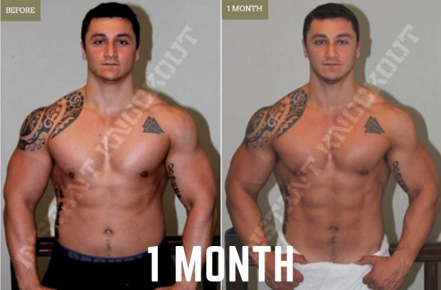 Instant Knockout Fat Burner Body Transformation